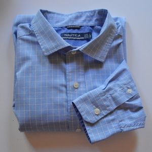 Nautica Button Down Shirt - Large